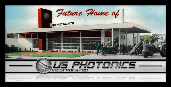 Future Home of US Photonics Inc